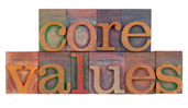 What Your Core Values Can Do For You (Anne Bolender)