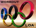 Your LOA Olympics Workout