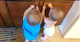 Giggling Babies Discover the Fun in Rubber Bands (Top Videos)