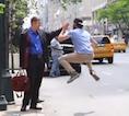 Fun While Hailing Taxi Cabs